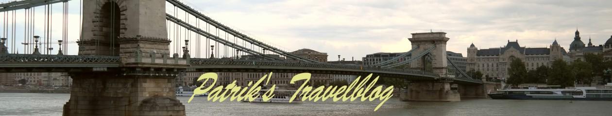 Patrik's travelblog